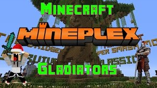Minecraft | MiniGames Gladiators | + КОНКУРС