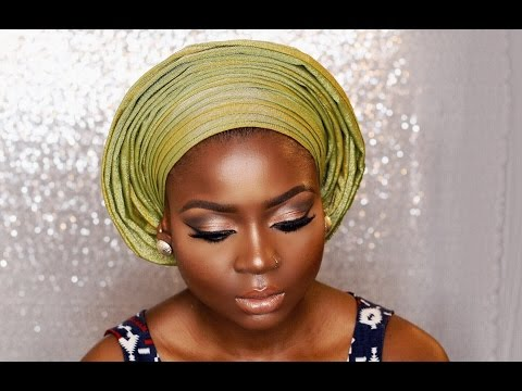 HOW TO TIE THE MULTI PLEAT ROUND GELE | BEGINNER FRIENDLY
