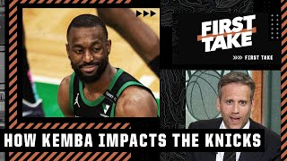 The Knicks are still 2 superstars away despite the Kemba Walker news - Max Kellerman   First Take