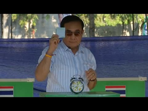 Eκλογές στην Ταϊλάνδη