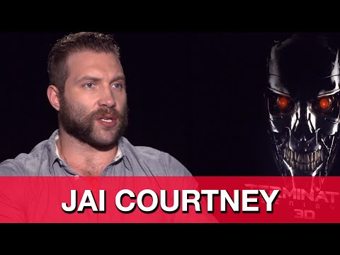 Jai Courtney Terminator Genisys Interview - Kyle Reese | MTW