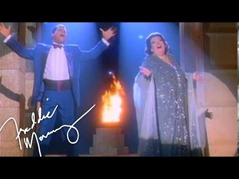 Freddie Mercury Does Opera in Incredible 1987 Performance!