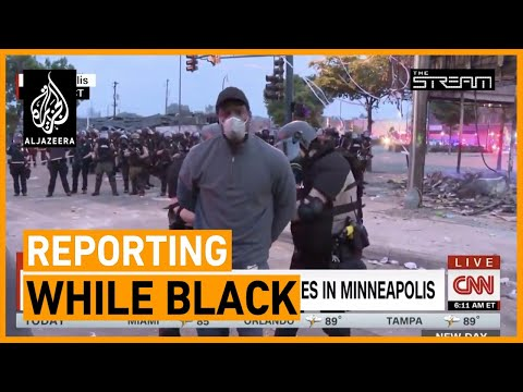 What is it like to be a Black journalist in the US right now? | The Stream