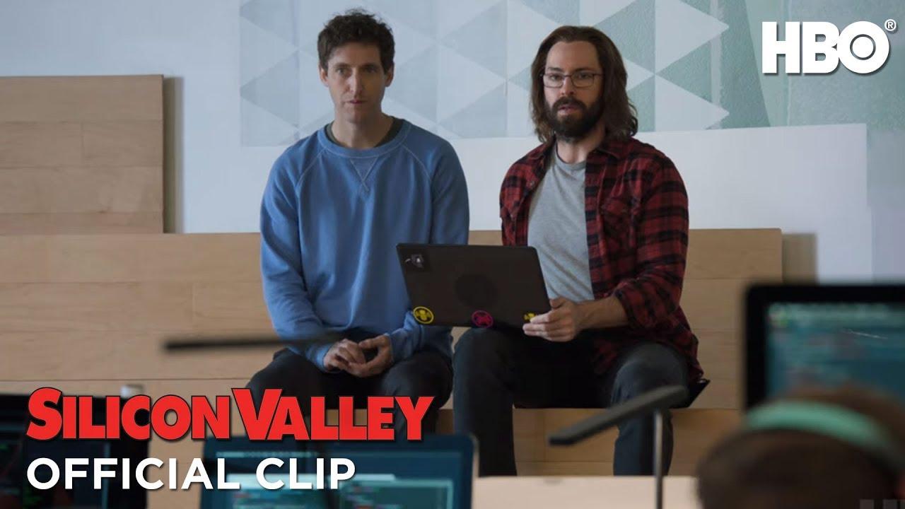 Silicon Valley 6x01 Gilfoyle Made A Bot(HBO)