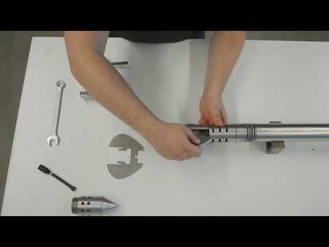 How to assemble the GraviProbe 2.0