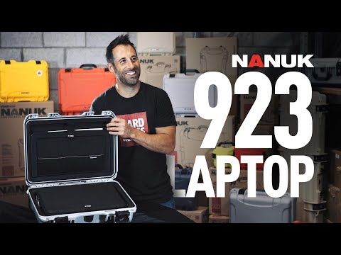 Nanuk 923 Laptop Hard Case Review