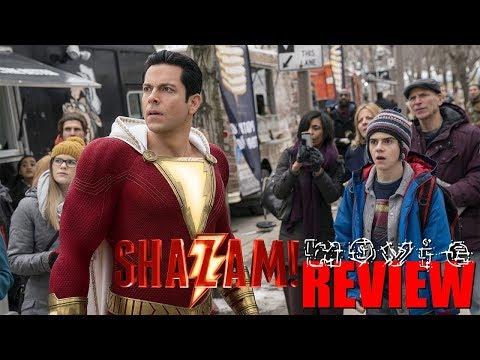 Shazam! (2019) Movie Review