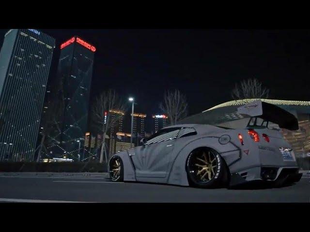 """Reborn"" Nissan GT-R R35"