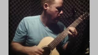 New Classical piece on Cordoba Mini II Travel Guitar