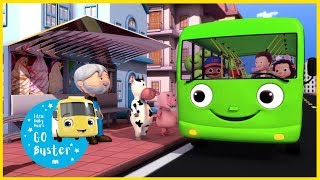 Wheels on the Bus - Part 3  | Little Baby Bus | Nursery Rhymes | Songs for Kids