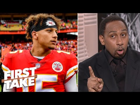FIRST TAKE | Stephen A. reacts to Kansas Chiefs def. Los Angeles Chargers 23-20, Mahomes is real MVP