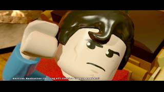LEGO Batman 3: Beyond Gotham ~ Level 3: Space suits you, Sir! (Collectibles Guide)