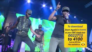 Elizabeth : Standing Ovation By Tiwa Savage | Project Fame West Africa Season 9
