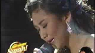 Sarah Geronimo - I Want to Know What Love Is - ASAP(27Jul08)