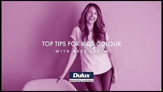 Dulux Full Colour -  Kids Bedroom Tips