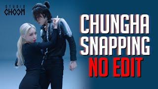 (No Edit) CHUNG HA(청하) 'Snapping' 4K | [BE ORIGINAL]