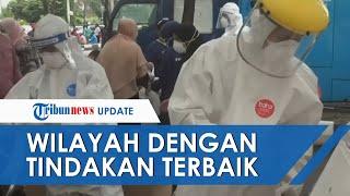 Wilayah yang Masuk Daftar Penanganan Covid-19 Terbaik, Ada Lima Provinsi Termasuk DKI Jakarta