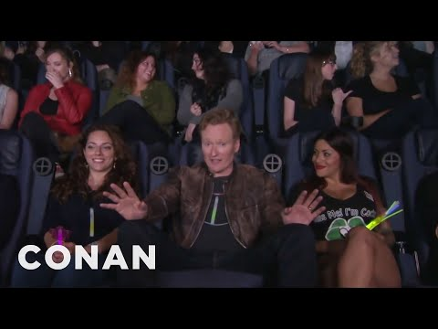 Conan a Magic Mike XXL