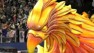 Carnival,SaoPaulo/サンパウロのカーニバル/MocidadeAlegreeTatuapé,CarnavalSãoPaulo2017