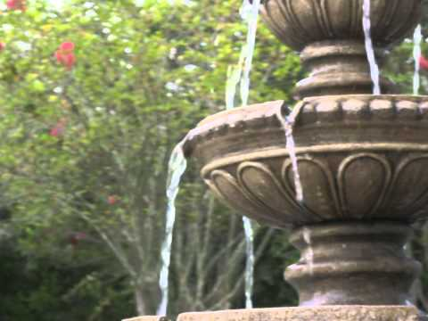 Video for Rialto Outdoor Floor Fountain