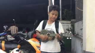 Pengamen Cilik  - nyanyi Lagu Mau di Bawa Kemana
