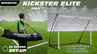 Quickplay Sport Kickster Elite Fußballtor 3,6 x 1,8 m