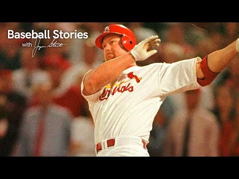 Mark McGwire's Mentality During the 1998 Home Run Chase | Stadium