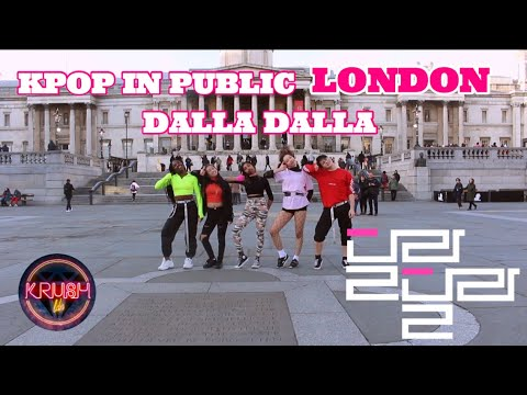 [K-POP IN PUBLIC CHALLENGE] 달라달라 (DALLA DALLA) - ITZY DANCE COVER LONDON [KRUSH LDN]