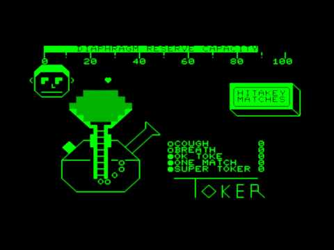 Toker for the Commodore PET\\Commodore CBM