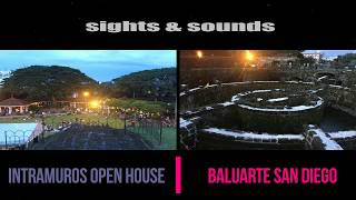 Sights and Sound Intramuros Open House