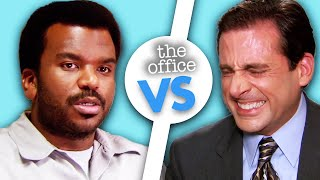 Office vs. Warehouse  - The Office US