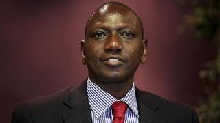 William Ruto's residence invaded