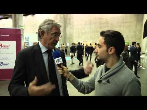 Entrevista a Javier López en el #DPECV2014