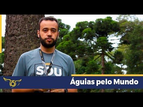 """Águias pelo Mundo - O Brasil que """"Vale"""""""