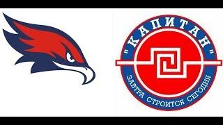 ЮНИОРЫ РОЛИК ЯСТРЕБЫ-КАПИТАН СЧЁТ 2-5 (20.12.2017)