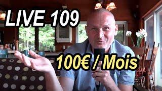 Live 109 : Un abonnement à 100 euros par mois