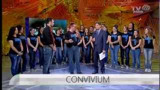 Coro Diapason A TV2000  La Canzone Di Noi