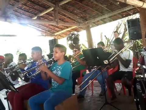 Apresentação na Fazenda São Bernardo em Rafard