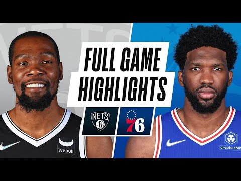 Philadelphia 76ers vs Brooklyn Nets</a> 2021-10-12