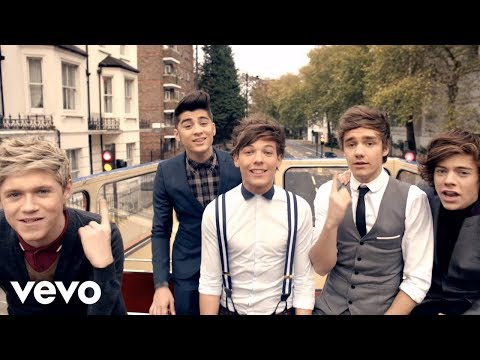 One Direction - One Thing (видео)