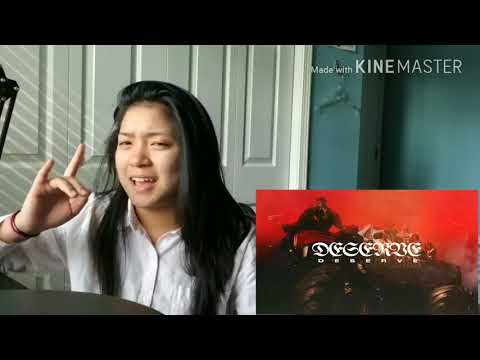 Kris Wu - Deserve ft. Travis Scott Reaction Video!! [GOT ME DED]