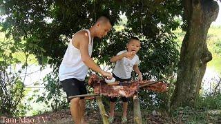 Sườn Nướng Siêu Cay - Lấy Cả Bộ Sườn Bò Nướng Siêu Cay
