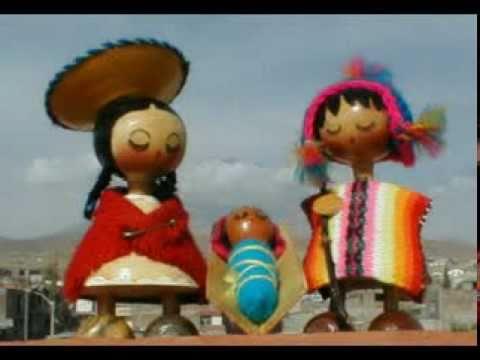RUEDA RUEDA Villancico Navidad en el Peru Coro Manuel Pardo Huayno navideño RADIO SICUANI