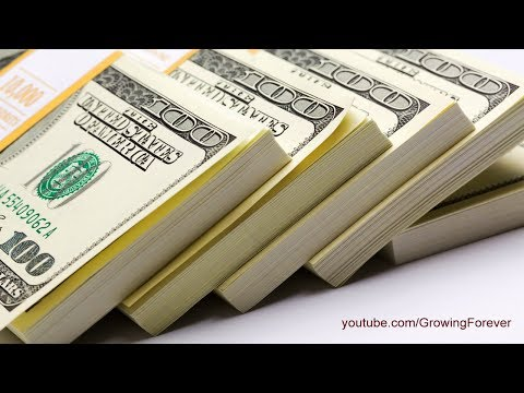 200 ★POWERFUL★ Abundance Affirmations & Images #1 – Wealth Prosperity Cash Law of Attraction Money