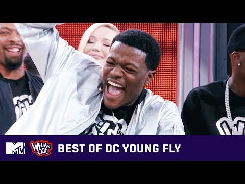DC Young Fly's BEST Freestyle Battles 🎤 & Most Hilarious Insults (Vol. 1) | Wild 'N Out | MTV