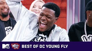 DC Young Fly's BEST Freestyle Battles  & Most Hilarious Insults (Vol. 1) | Wild 'N Out | MTV