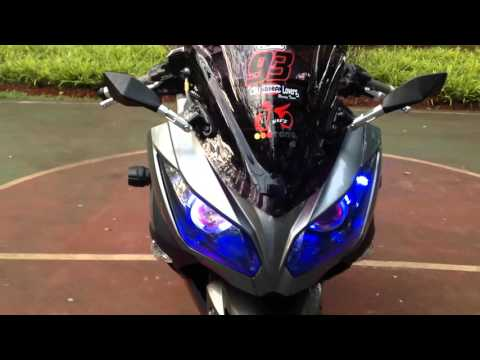 Video ninja 250fi full modif review(dejavu speed motor)