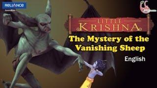 Little Krishna English - Episode 11 The Mystery Of The Vanishing Sheep