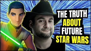 New Info On The Future of Star Wars Movies, TV, & Video Games!