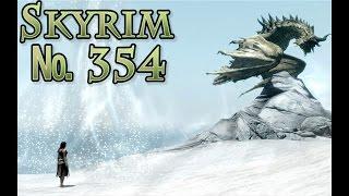 Skyrim s 354 Гробница Хьяктреваара Подземелье Аетэрины